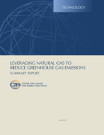 Leveraging Natural Gas to Reduce Greenhouse Gas Emissions, C2ES